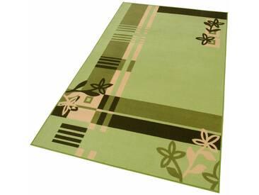 THEKO Teppich »Ole«, rechteckig, Höhe 6 mm, grün, 6 mm, grün