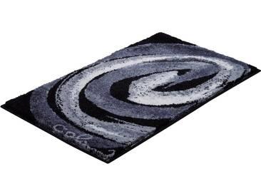 Colani Badematte » 42« , Höhe 24 mm, rutschhemmend beschichtet, fußbodenheizungsgeeignet, grau, 24 mm, grau