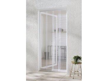 hecht international HECHT Insektenschutz-Vorhang »COMFORT«, weiß, BxH: 100x220 cm, weiß, Türen, 100 cm x 220 cm, weiß