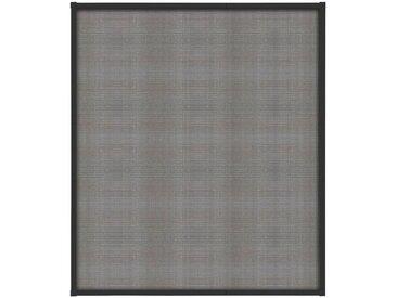 hecht international HECHT Insektenschutz-Fenster »FAST«, anthrazit/anthrazit, BxH: 120x140 cm, grau, Fenster, 120 cm x 140 cm, anthrazit