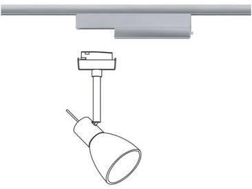 Paulmann Schienensystem-Controller »URail Wireless Adapter An/Aus/Dimmen 0-50W Chrom matt«, silberfarben, chromfarben