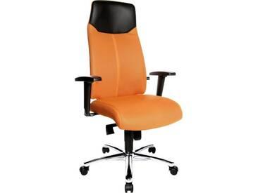 TOPSTAR Topstar Chefsessel »High Sit up«, orange, orange