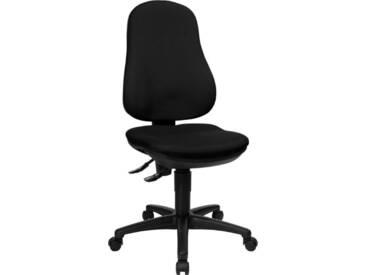 TOPSTAR Bürostuhl »Point 70«, schwarz, schwarz