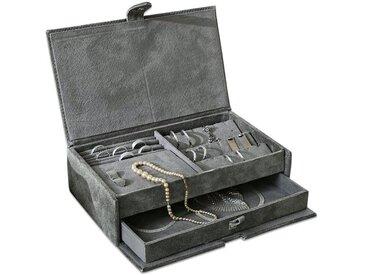 Loberon Schmuckkästchen »Treasure«, grau, grau