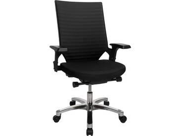 TOPSTAR Bürostuhl »Autosyncron 2«, schwarz, schwarz