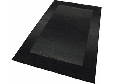 THEKO Teppich »Gabbeh Ideal«, rechteckig, Höhe 6 mm, grau, 6 mm, anthrazit