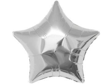 Folienballon Stern 81 cm