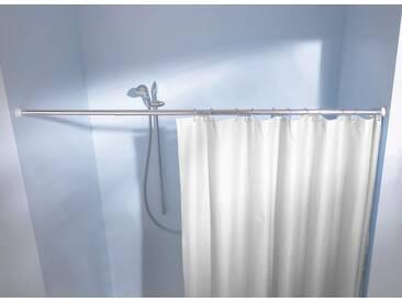 Kleine Wolke KLEINE WOLKE Duschstange »Federstange«, 75 - 125 cm, weiß, weiß