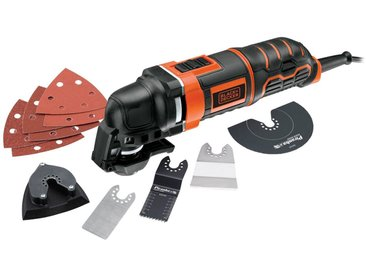 Black + Decker BLACK + DECKER Multifunktionswerkzeug »MT300KA«, orange, orange