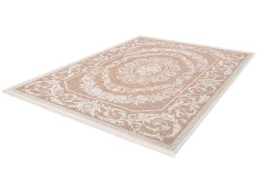 LALEE Teppich »Aleyna 600«, rechteckig, Höhe 14 mm, natur, 14 mm, beige