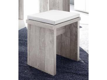 Mäusbacher Sitzkissen, Breite 40 cm, weiß, Breite 40 cm, weiß