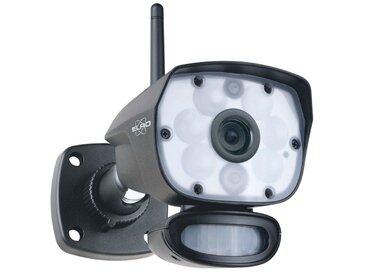 Elro ELRO Color Night Vision IP Kamera mit App und Speichern von Bildern »CC60RIPS«, schwarz, schwarz