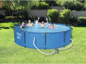 Bestway Pool »Steel Pro MAX Frame Pool«, blau, blau
