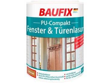 Baufix BAUFIX Lasur »PUR Compakt«, für Fenster- und Türen, Eiche hell, 1 l, natur, 1 l, natur
