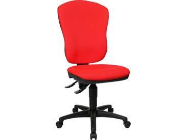 TOPSTAR Bürostuhl »Point 80«, rot, rot