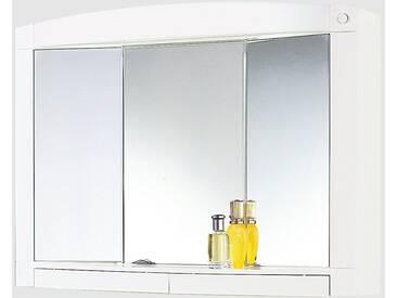 jokey JOKEY Spiegelschrank »Swing«, Breite 76 cm, weiß, weiß