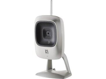 Levelone Netzwerkkamera »WCS-0040, LAN, WLAN«, Keine Farbangabe