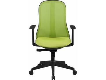 Amstyle Bürostuhl »Style«, grün, grün