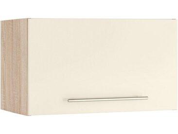 wiho Küchen Hängeschrank »Flexi2« Breite 60 cm, natur, vanillefarben/eichefarben
