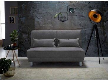 INOSIGN Schlafsofa »Gina«, mit einem Handgriff vom Sofa zum Bett, natur, 140 cm, ash