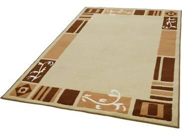 THEKO Teppich »Versailles 7098«, rechteckig, Höhe 11 mm, natur, 11 mm, beige