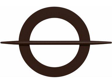 Good Life Dekospange »Kara«, Vorhänge, (1-tlg), mit Stab, braun, braun