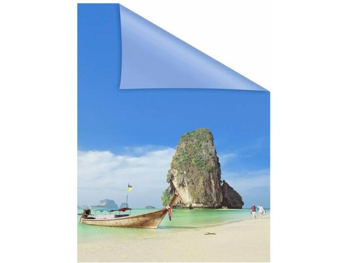 LICHTBLICK Fensterfolie »Thailand«, blickdicht,...