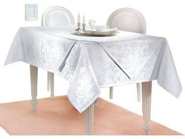Dohle Tischdecke, weiß, weiß