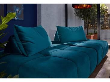 Guido Maria Kretschmer Home&Living GMK Home & Living Modul-Mega-Sofa »Lyon«, grün, petrol