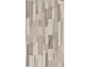 PARADOR Laminat »Classic 1050 - Eiche Mix Lichtgrau«, 1285 x 194 mm, Stärke: 8 mm, grau, grau