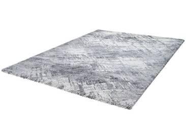 LALEE Teppich »Harmony 401«, rechteckig, Höhe 22 mm, silberfarben, 22 mm, silberfarben