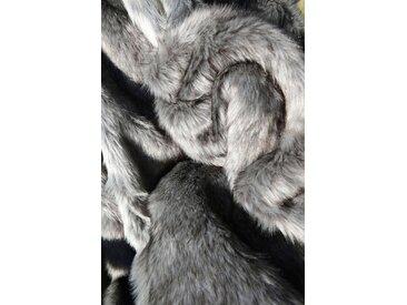 Star Home Textil Wohndecke »Silberrücken«, aus besonders weichem Webpelz