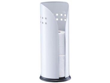 Zeller Present ZELLER WC-Rollenhalter, weiß, weiß