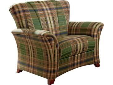 FROMMHOLZ® Sessel »Verona« im klassisch zeitlosem Design, grün, grün