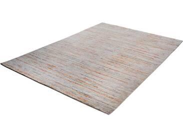 THEKO Teppich »Nanda«, rechteckig, Höhe 11 mm, von Hand geknüpft, natur, 11 mm, naturfarben