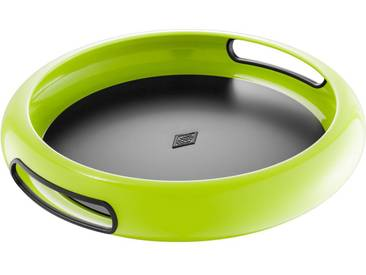 WESCO Wesco Tablett »SPACY TRAY«, grün, M, Limegreen