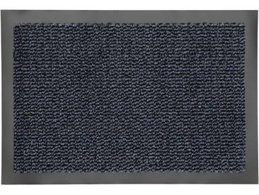 HANSE Home Fußmatte »Faro Line«, rechteckig, Höhe 10 mm, blau, 10 mm, blau