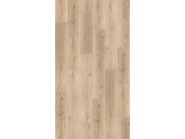 PARADOR Packung: Vinylboden »Basic 2.0 - Eiche Royal hell gekälkt«, 1227 x 229 x 2 mm, 4,5 m², braun, braun