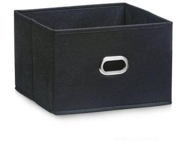 Zeller Present Zeller Korb »Aufbewahrungsbox«, schwarz, schwarz