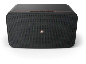 Hama WLAN Bluetooth Lautsprecher, Amazon Alexa, Smartphone/TV »WiFi-Streaming, 2100AMBT«, schwarz, Schwarz