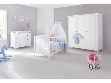Pinolino® Pinolino Babyzimmer-Set (3-tlg.), Kinderzimmer, »Smilla breit groß«