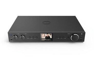 Hama Digitaltuner, DAB+ Digitalradio/Internetradio/Bluetooth/USB »Aux/DIT2100MSBT«, schwarz, Schwarz
