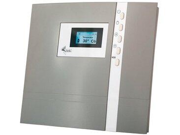 Karibu KARIBU Sauna-Steuergerät »Premium Finnisch«, für Finnische Saunaöfen,extern, 9 kW, grau, grau