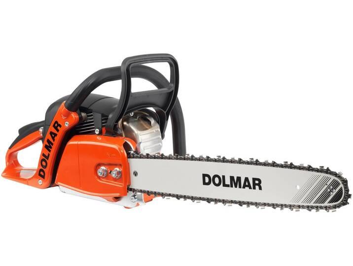 Dolmar DOLMAR Benzin-Kettensäge »PS 350 SC-35«, 35 cm Schwertlänge, orange, orange Orange
