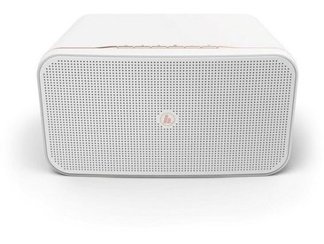 Hama WLAN Bluetooth Lautsprecher, Amazon Alexa, Smartphone/TV »WiFi-Streaming, 2000AMBT«, weiß, Weiß