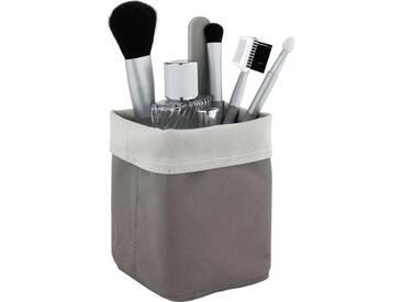BLOMUS Aufbewahrungsbox »ARA«, weiß, 9x9x12 cm, sand-taupe
