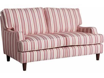 Max Winzer® 2-Sitzer »Penny«, im Retrodesign, rot, 160 cm, rot gestreift