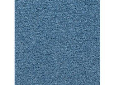 Vorwerk VORWERK Teppichboden »Passion 1021«, Meterware, Velours, Breite 400/500 cm, blau, blau x 3N98