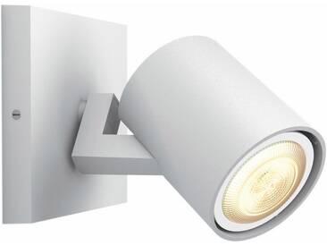 Philips Hue LED Wandstrahler »Runner«, 1-flammig, Smart Home, weiß, 1 -flg. /, weiß