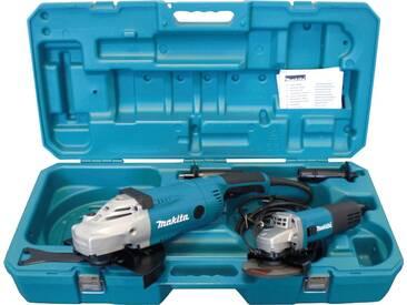 Makita MAKITA Winkelschleifer »DK0052G«, 230 mm / 125 mm, blau, blau